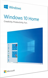 System operacyjny Microsoft MS Windows 10 Home ESD 32/64bit