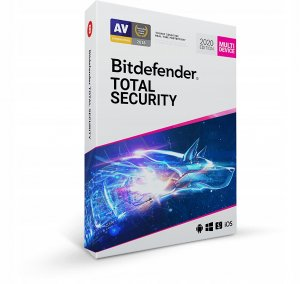 Bitdefender Total Security 2020 10PC 1rok Nowa ESD